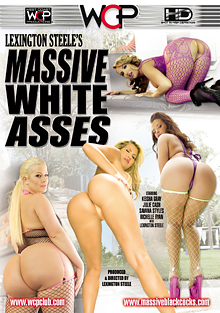 Lexington Steele's Massive White Asses cover