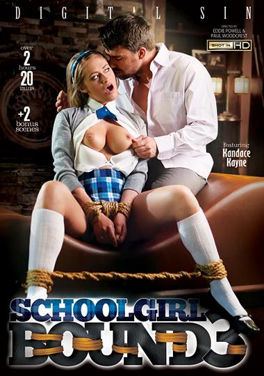 Schoolgirl Bound 3 cover