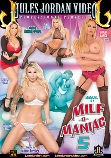 Manuel Is A MILF-O-Maniac 5 cover