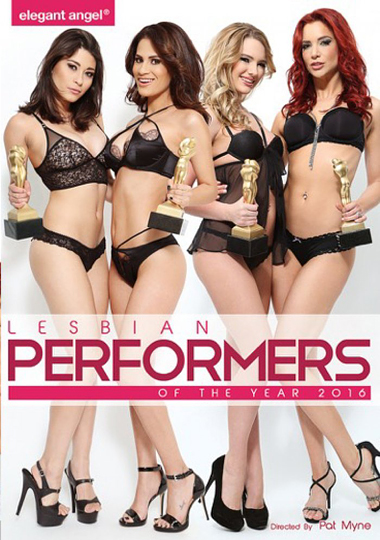 Lesbian Performers Of The Year 2016 cover