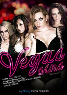 Vegas Sins cover