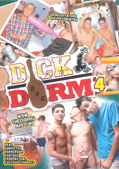 Dick Dorm 4 cover