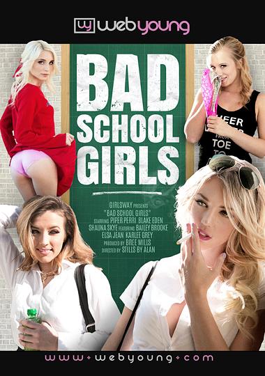 Bad School Girls cover