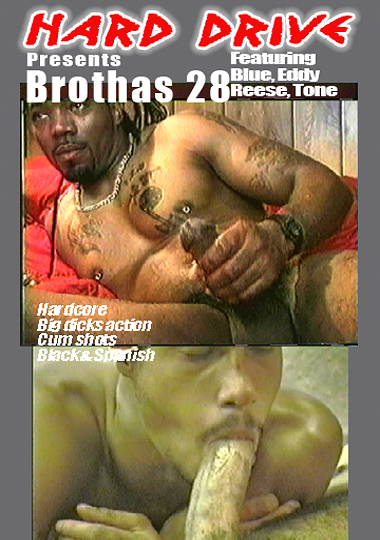 Thug Dick 441: Brothas 28 cover