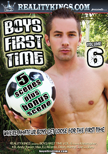 Boys First Time 6 cover