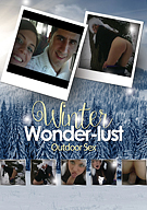 Winter Wonder-Lust Outdoor Sex