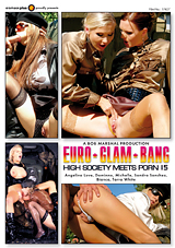 Euro Glam Bang: High Society Meets Porn 15