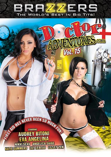 Doctor Adventures 15 cover
