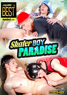 Skater Boy Paradise cover