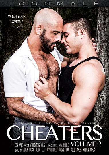 Cheaters 2 cover