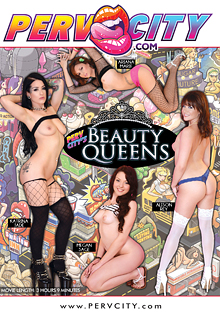 Perv City's Beauty Queens cover
