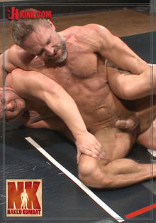 Naked Kombat: Top Cock: Muscled Gods Oil Up Their Ripped Bodies And Fight To Fuck cover