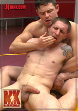 Naked Kombat: Top Cock: Face Smothering, Foot Worship And Sexual Domination
