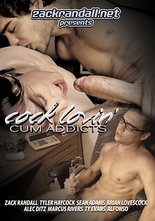 Cock Lovin' Cum Addicts cover