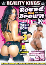 Round And Brown 29