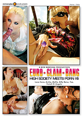 Euro Glam Bang: High Society Meets Porn 16