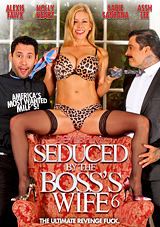 seduced by the boss's wife 6, alexis fawx, porn, devil's film