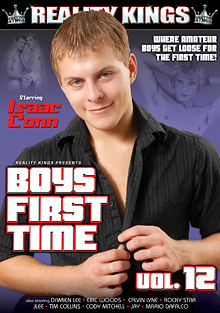 Boys First Time 12 cover