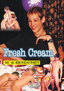 Fresh Cream: My 18 Birthday Party cover