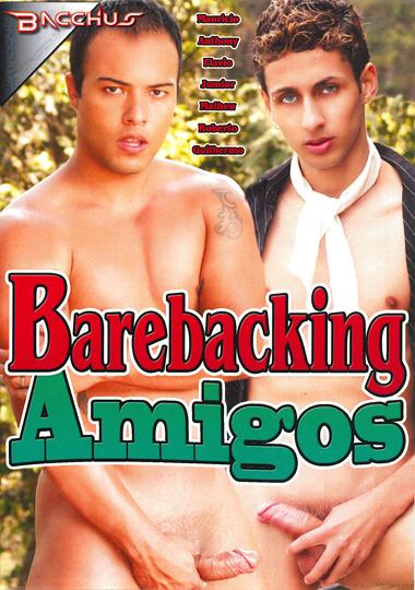 Barebacking Amigos cover