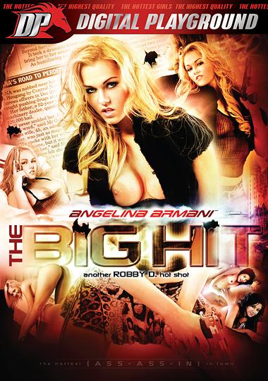 Angelina Armani: The Big Hit cover