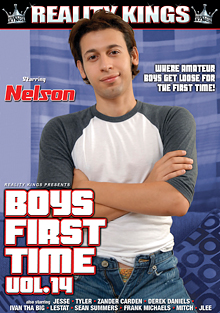 Boys First Time 14 cover