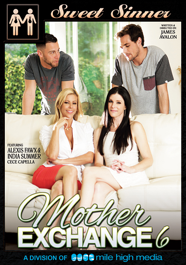 Mother Exchange 6 cover