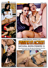 Pissing In Action: Natural Born Pissers 15