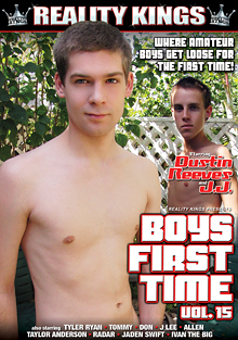Boys First Time 15 cover