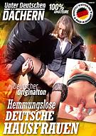 Hemmungslose Deutsche Hausfrauen
