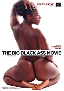 The Big Black Ass Movie cover