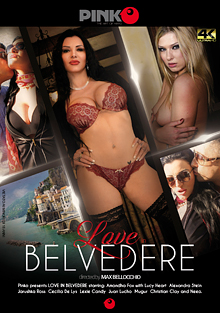 Love In Belvedere cover