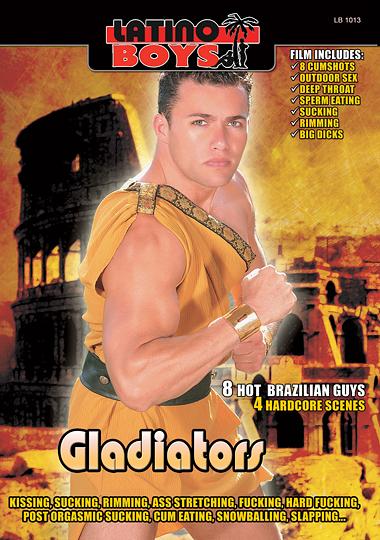 Gladiators cover