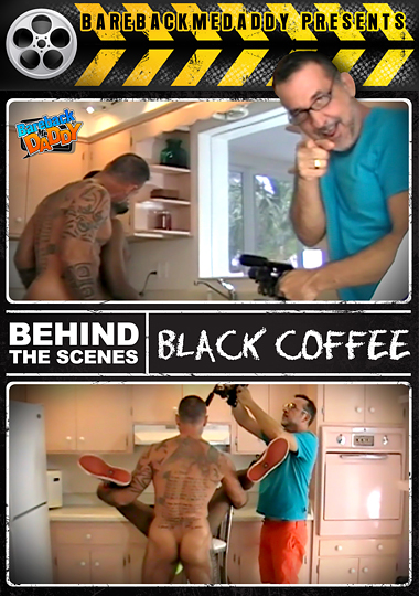 Behind The Scenes: Black Coffee cover