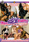 Mad Sex Party: Wet Hos In Ripped Hose And The Creamy Dick Fix