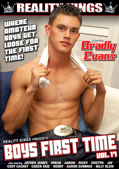 Boys First Time 17 cover