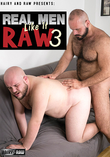 Real Men Like It Raw 3 cover
