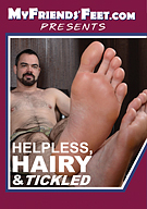 Helpless, Hairy And Tickled