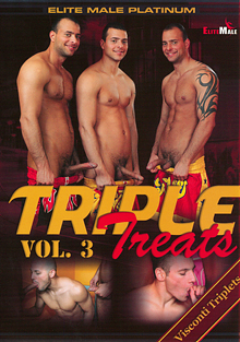 Triple Treats 3 cover