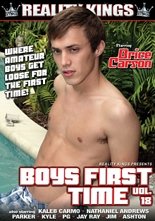 Boys First Time 18 cover