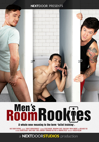 Mens Room Rookies Cover Front