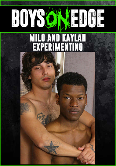 Milo And Kaylan Experimenting cover