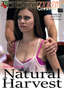 Anya Olsen In Natural Harvest cover