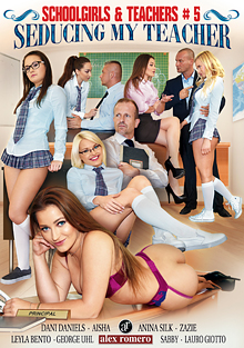 Schoolgirls And Teachers 5: Seducing My Teacher cover