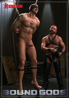 Bound Gods: Super Hunk Jessie Colter Meets Josh West cover