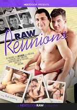 raw reunions, derrick dime, lukas grande, gay, porn, bareback, next door studios, nextdoor
