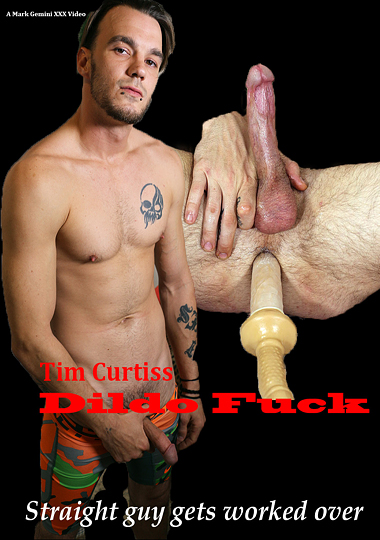 Tim Curtiss Dildo Fuck cover