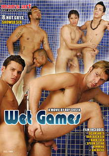 Wet Games cover