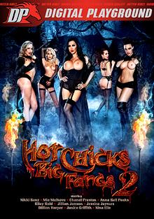 Hot Chicks Big Fangs 2 cover