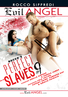 Rocco's Perfect Slaves 9 cover